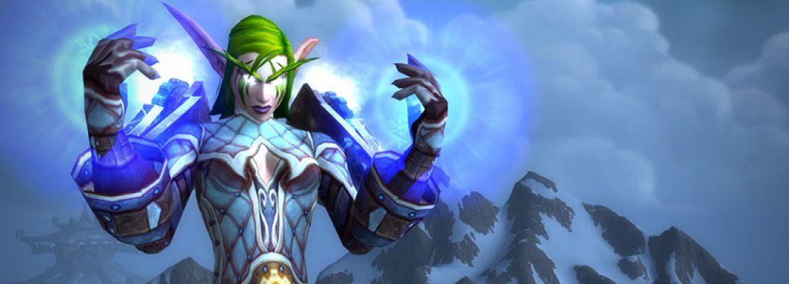 Legion: Ein neuer Zauber für Frost-Magier