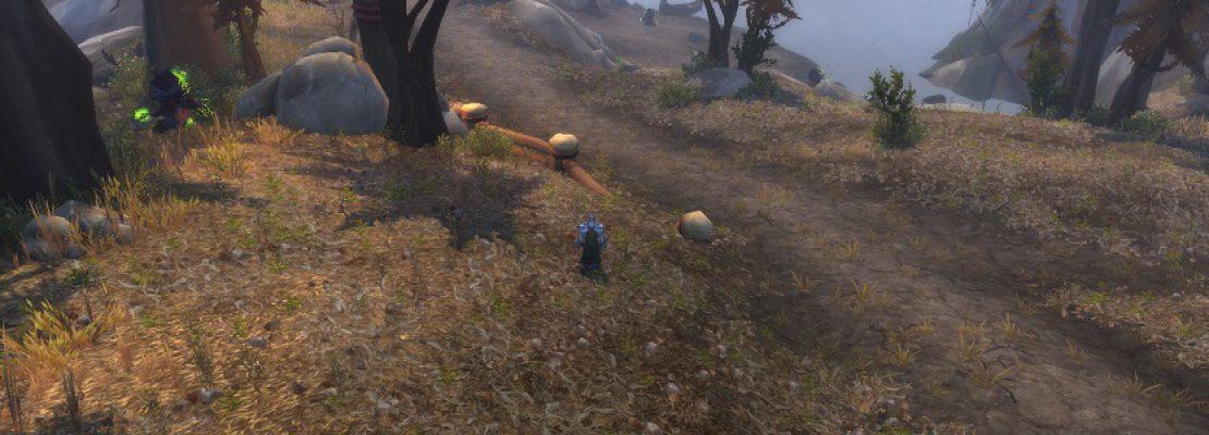 Legion: Die maximale Kameradistanz kann nicht länger überschritten werden