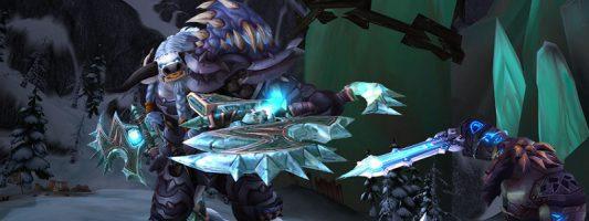 WoW Shadowlands: Todesritter und Dämonenjäger starten auf Level 1