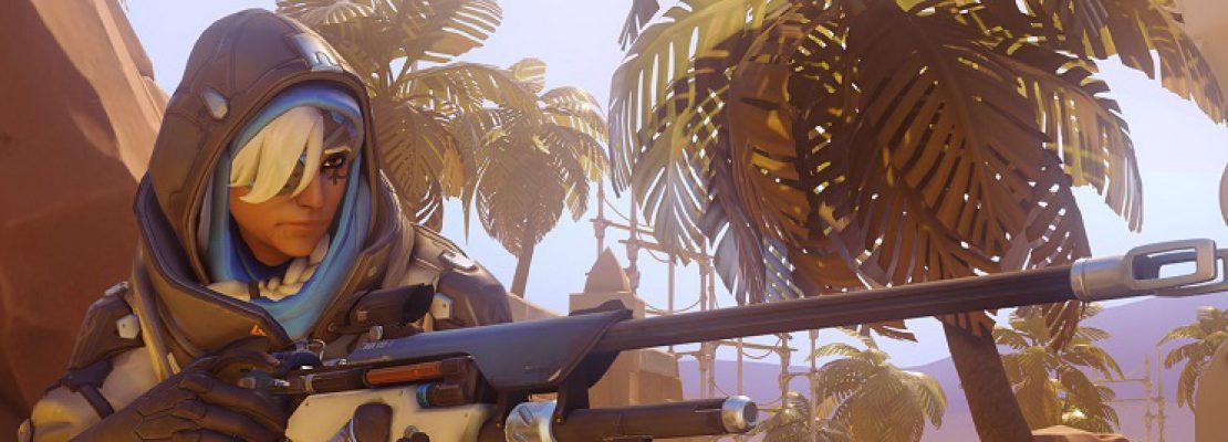 Overwatch: Ana spricht einige Sätze in Ägyptisch-Arabisch aus