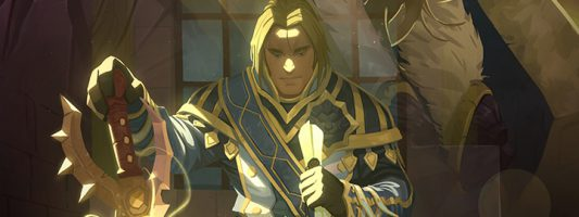 "WoW: Eine alternative Version des Comics ""Anduin: Sohn eines Wolfs"""