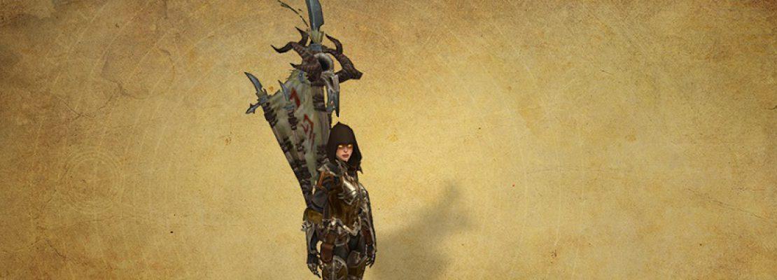 Diablo 3: Wyatt Cheng über fehlende Items für die Transmogrifikation