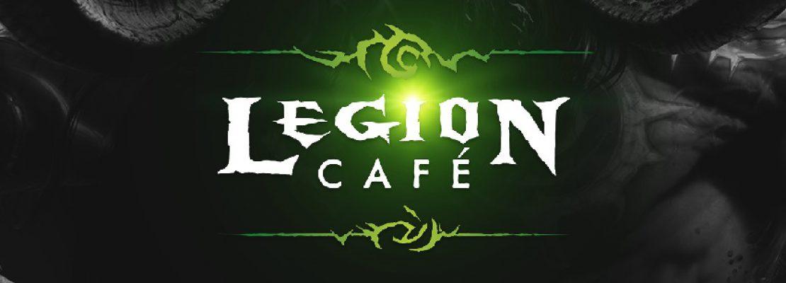 Gamescom: Feiert die Veröffentlichung von Legion in einem Legion Café