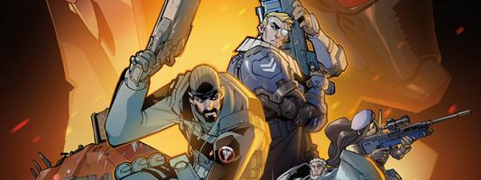 """Overwatch: """"Update"""" Dark Horse plant ein Comic und ein Artbook"""