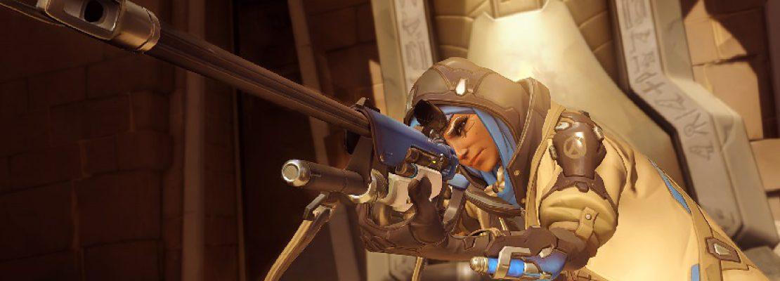 Overwatch PTR: Weitere Änderungen an der Heldenbalance