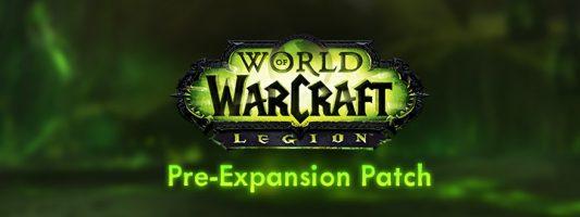 WoW: Der neue Patch 7.0.3 wurde veröffentlicht