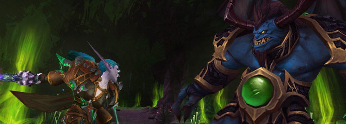 Legion: Die Kopfgeldjagd nach Dämonen wurde gestartet