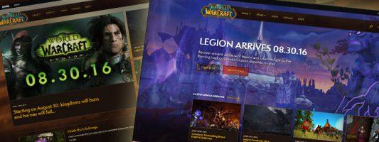 WoW: Weitere Verbesserungen für die Communityseite
