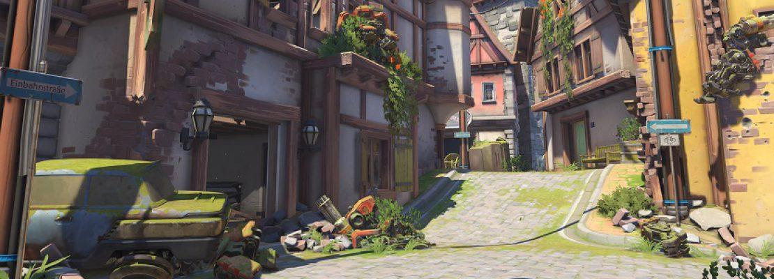 """Overwatch: Gameplay Footage zu """"Eichenwalde"""""""
