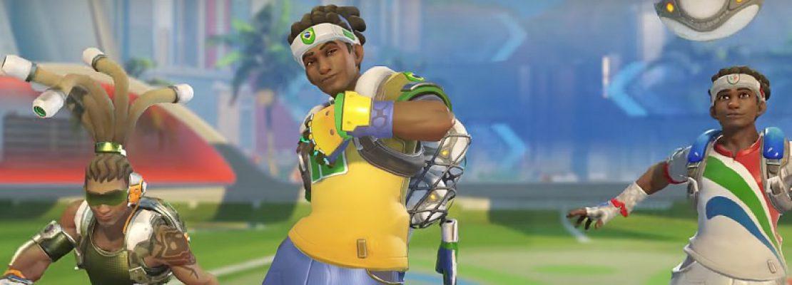 Overwatch: Lúcioball könnte in der Zukunft zurückkehren