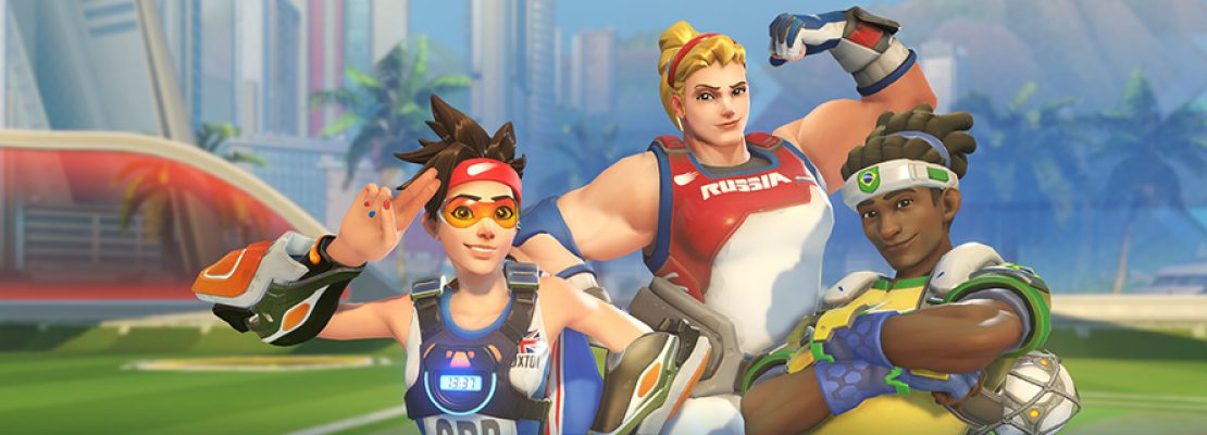 Overwatch: Die Sommerspiele 2017 starten am 08. August