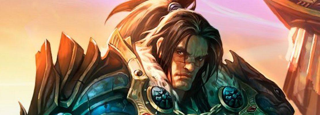 """Heroes: Wird """"Varian"""" ein spielbarer Charakter?"""