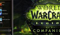 Die Legion Companion App wurde veröffentlicht