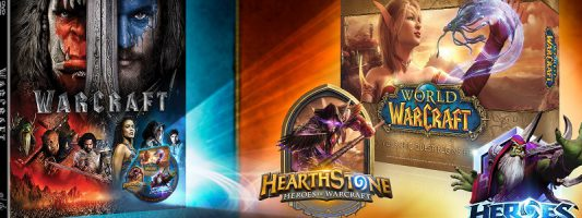 Warcraft: The Beginning ist  jetzt im Handel erhältlich