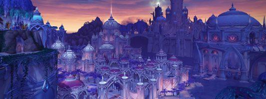 WoW: Eine realistischere Version von Suramar