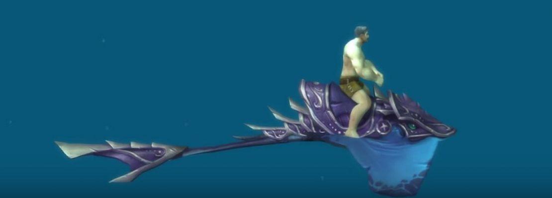 """Patch 7.1: Der """"Darkwater Skate"""" in der Videovorschau"""