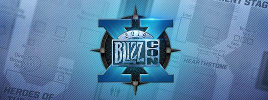 """Blizzcon 2016: """"Update"""" Der Zeitplan und die Karte der Messe"""