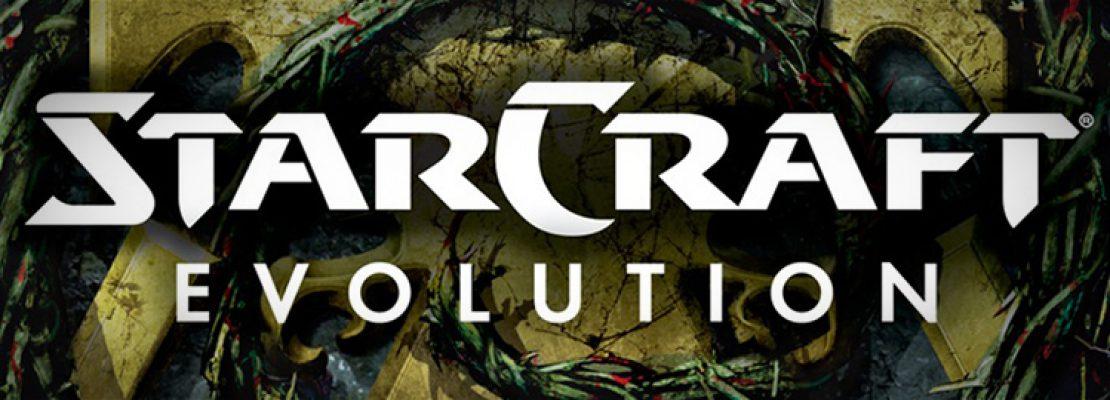 """SC2: Das Buch """"Evolution"""" kann vorbestellt werden"""