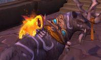 Legion: Katzen können auf den Rücken von Druiden sitzen.