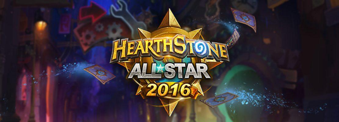 Hearthstone: Das ALLSTAR 2016 Turnier