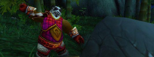 Shadowlands: Der neutrale Pandare Doubleagent hat Stufe 60 erreicht