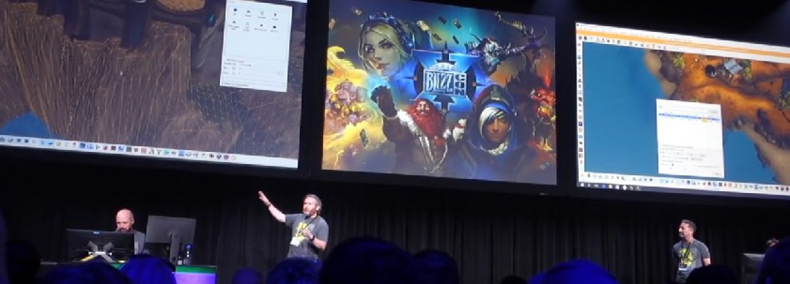 Blizzcon 2016: Der Mitschnitt des Level Design Panels