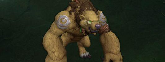Patch 8.3: Ein neuer Tanz für den Werbären von Wächter-Druiden