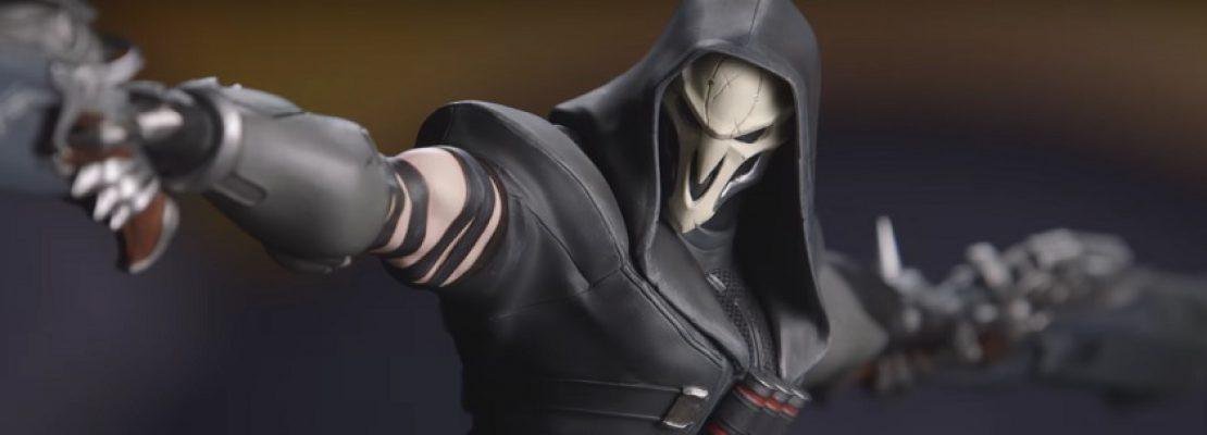 Overwatch: Eine Statue von Reaper kann vorbestellt werden