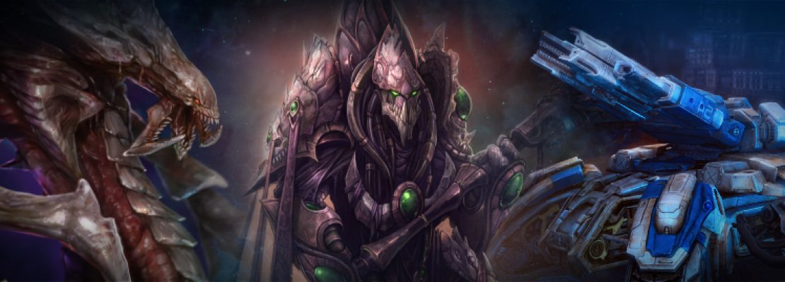 Ein Blogeintrag zu dem StarCraft II Multiplayer Panel