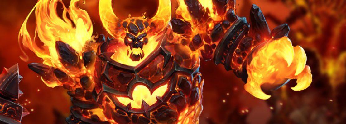 Heroes: Der Ragnaros-Patch erscheint erst am 15. Dezember