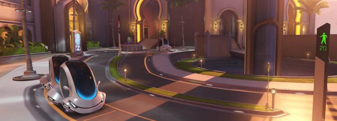 Overwatch: Es wird dieses Jahr drei neue Spielfelder geben