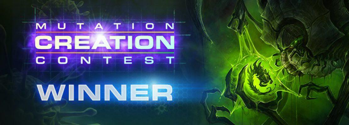 """SC2: Der """"Gewinner des Mutation Creation Contests"""" ist live"""