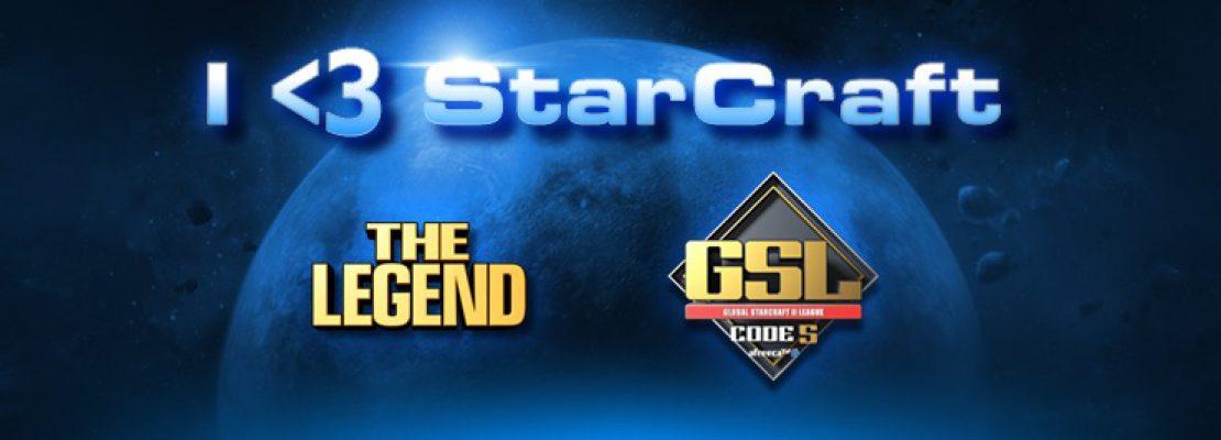 """SC: Ein Blogeintrag zu dem """"I <3 StarCraft"""" Community-Event"""