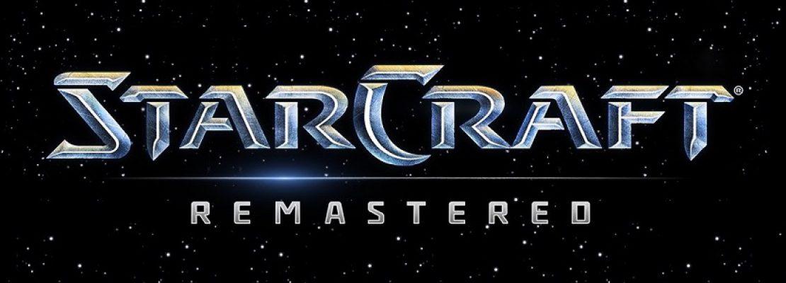 StarCraft Remastered erscheint im Sommer 2017