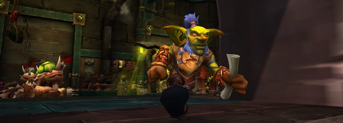 WoW: Der Hotfix vom 06. November