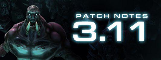 SC2: Die Patchnotes zu Patch 3.11