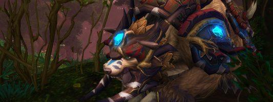 Shadowlands: Der Bär die Katze und die Waffe können einzeln transmogrifiziert werden