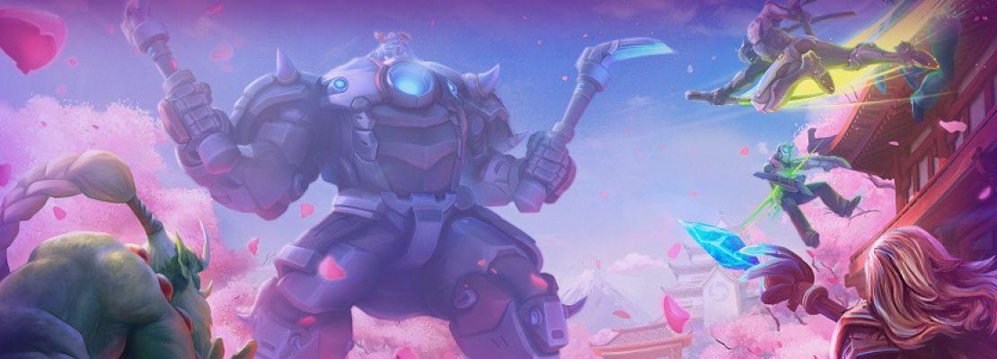 Heroes 2.0: Genji und Hanamura wurden enthüllt