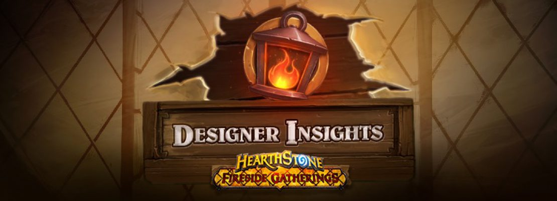Hearthstone: Verbesserungen für die Fireside Gatherings