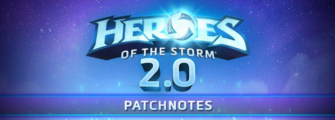 Heroes: Die PTR Patchnotes vom 06. Juni