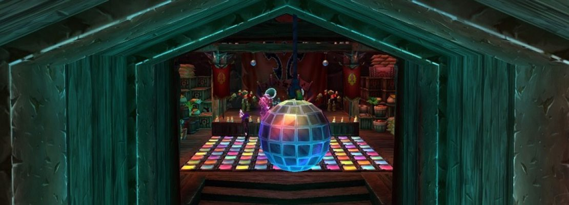 "Patch 7.2.5: Der Mikro-Feiertag ""Auction House Dance Party"""