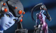 Overwatch: Eine Statue von Widowmaker kann vorbestellt werden