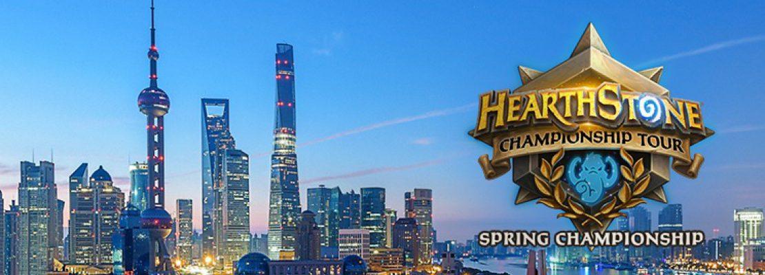 Hearthstone: Ein Blogeintrag zu den HCT Spring Championships 2017