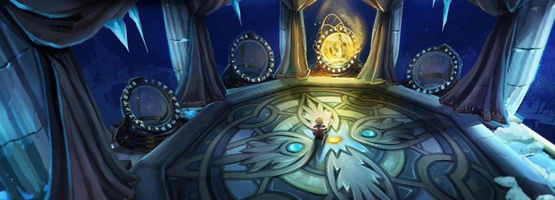 Legion: Der neue Patch 7.2.5 wurde veröffentlicht