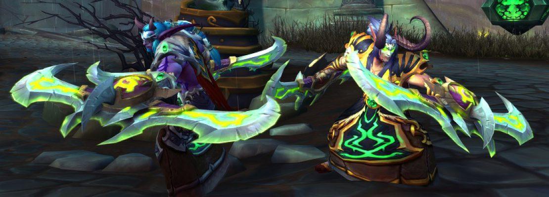 Shadowlands: Weitere Änderungen für Dämonenjäger