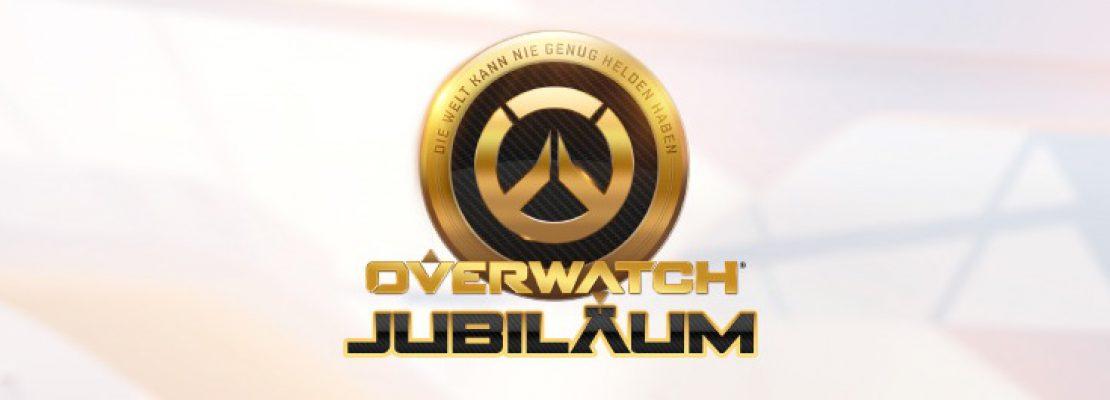 Overwatch: Ein Livestream zum Jubiläumsevent