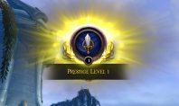 Legion: Eine Statistik zu den Prestige Leveln