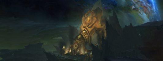 Legion: Die  Krokulflöte zählt nun accountweit