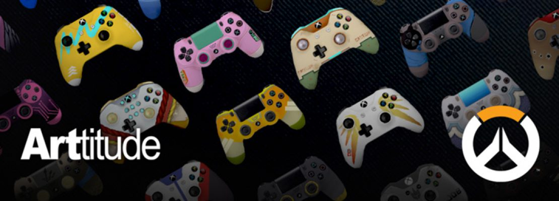Overwatch: 48 einzigartige Overwatch-Controller