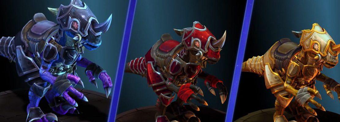 Heroes: Die Raptoren sollen neuen Animationen erhalten